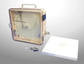 携帯型自記圧力計SP-B即納品セット内容